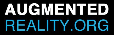 AugmentedReality.ORG block logo